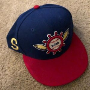 Seattle Pilots Snapback//THROWBACK\\